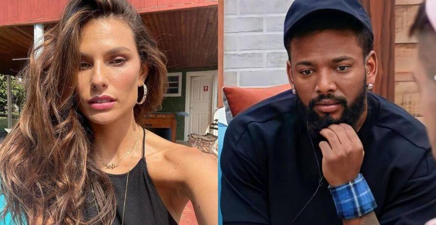 Dayane Mello chegou a sair em defesa de Nego do Borel após ficar sabendo das acusações feitas por ex-namoradas do cantor.