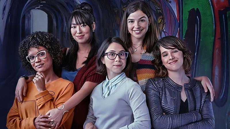 As protagonistas de As Five