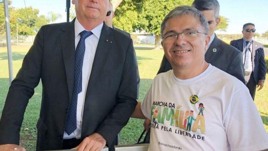 Imagem ilustrativa da notícia: Blogueiro bolsonarista é preso por planos para 7 de setembro