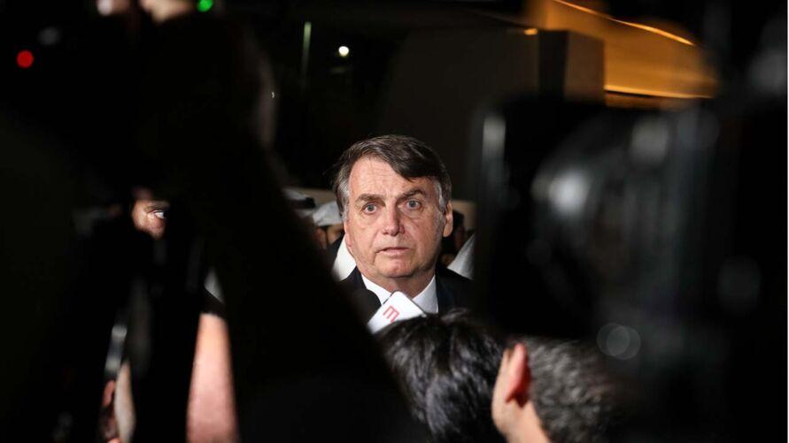 Bolsonaro mudou o tom em nota divulgada nesta quinta