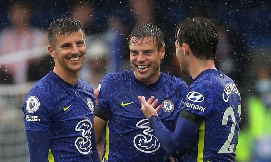 Imagem ilustrativa da notícia: Atual campeão inglês, Chelsea supera Southampton por 3 a 1