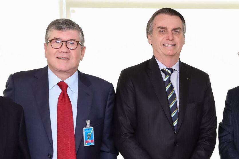 Imagem ilustrativa da notícia: Mazzini destaca relação de empresário com Bolsonaro