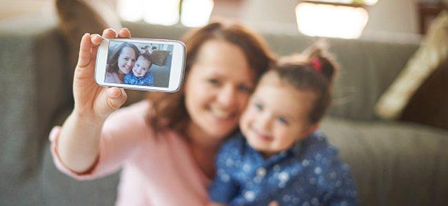 Imagem ilustrativa da notícia: Peça autorização antes de postar fotos de bebês na internet