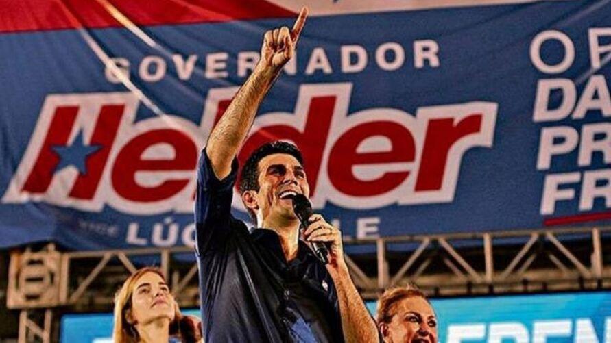 Helder: vitória em 2018 para o Governo do Pará.