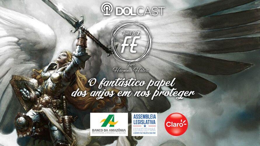 Imagem ilustrativa do podcast: Dolcast: O fantástico papel dos anjos em nos proteger