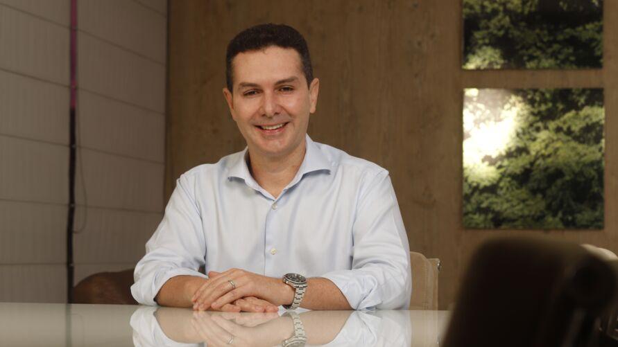 Empresário Jader Filho retorna após licenciamento