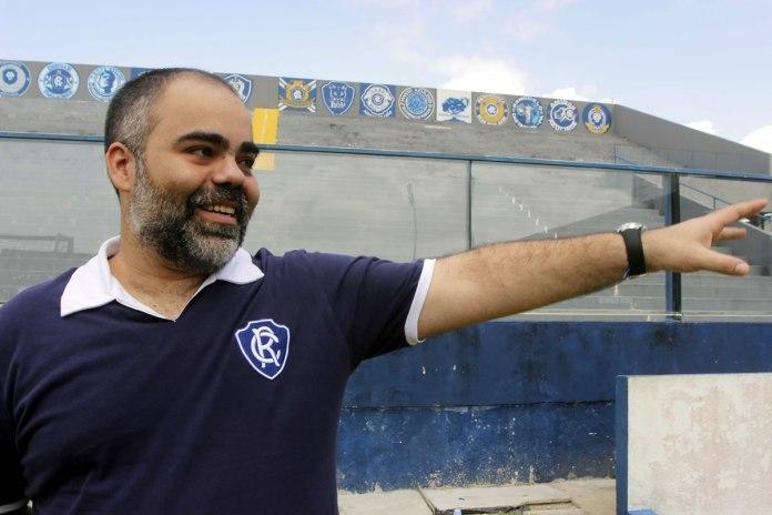 Presidente Fabio Bentes confirma que jogo que marca retorno de torcida ao Baenão será entre Remo x Náutico.