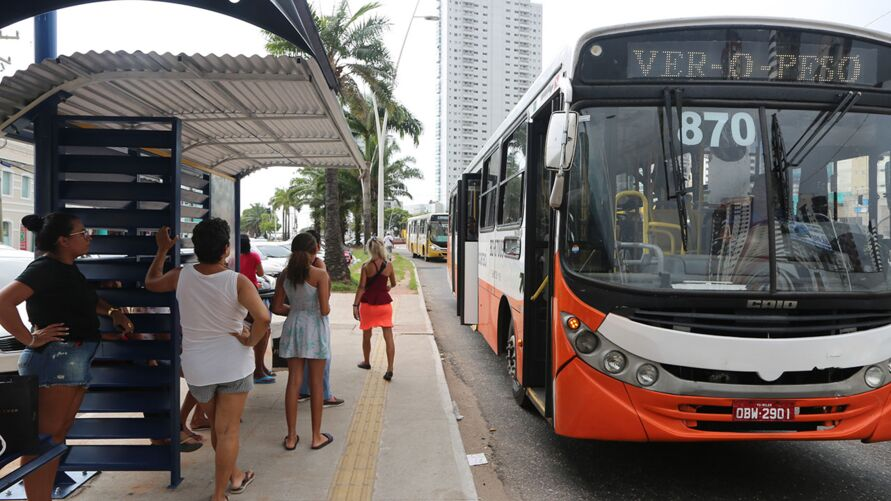 Imagem ilustrativa da notícia: Empresas de ônibus propõem tarifa de R$4,87 em Belém