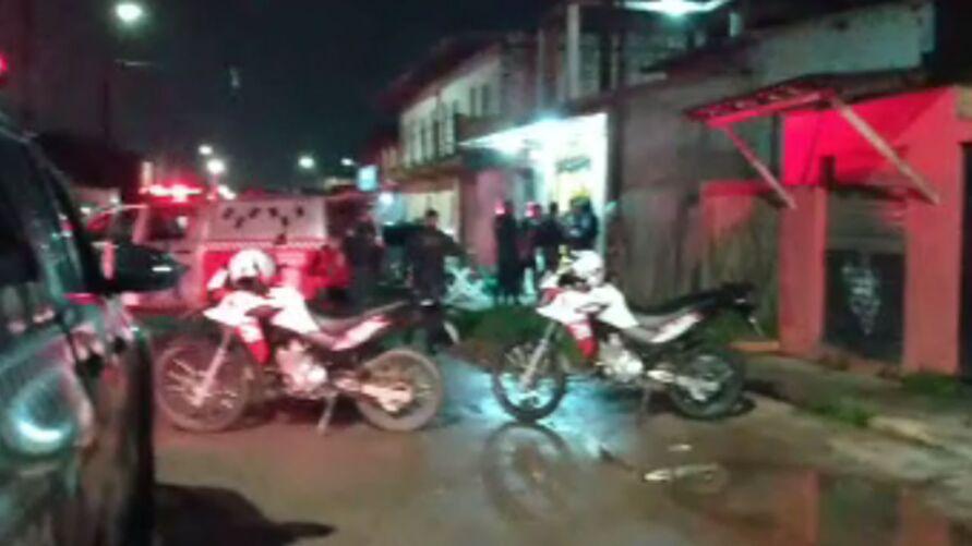 Imagem ilustrativa da notícia: Assalto com refém assusta moradores no Distrito de Outeiro