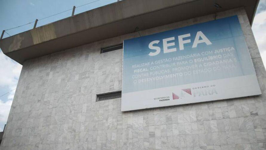 Sede da Sefa em Belém
