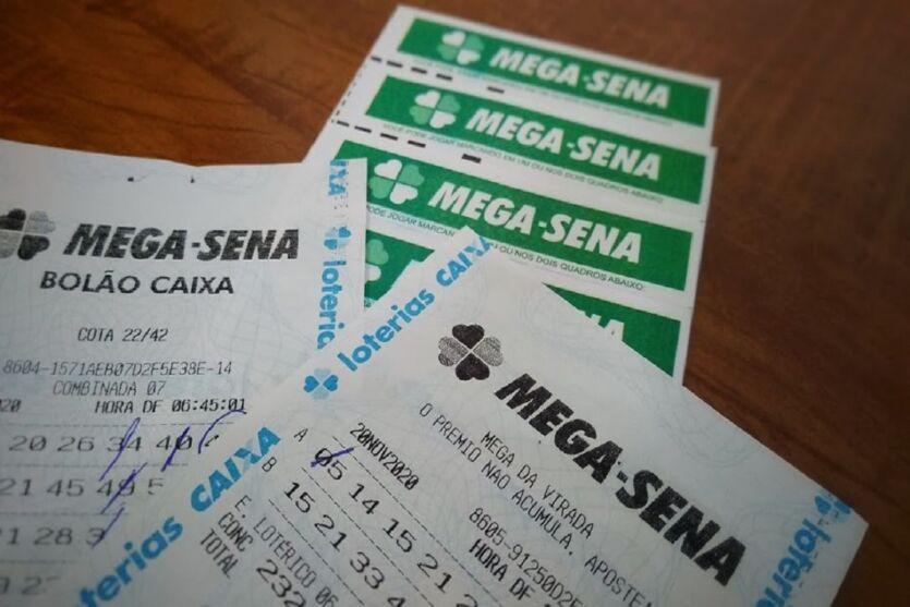 Imagem ilustrativa da notícia: Mega-Sena sorteia prêmio de R$ 3 milhões; veja como apostar!