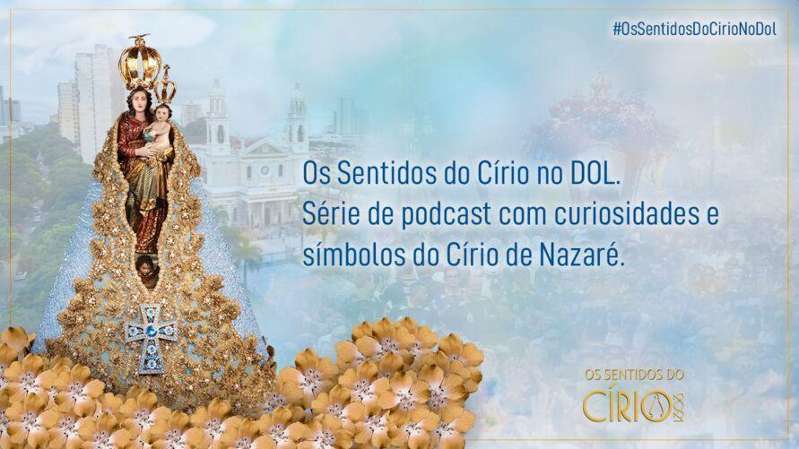 Imagem ilustrativa do podcast: Dolcast: Círio e o tradicional arraial da quadra nazarena