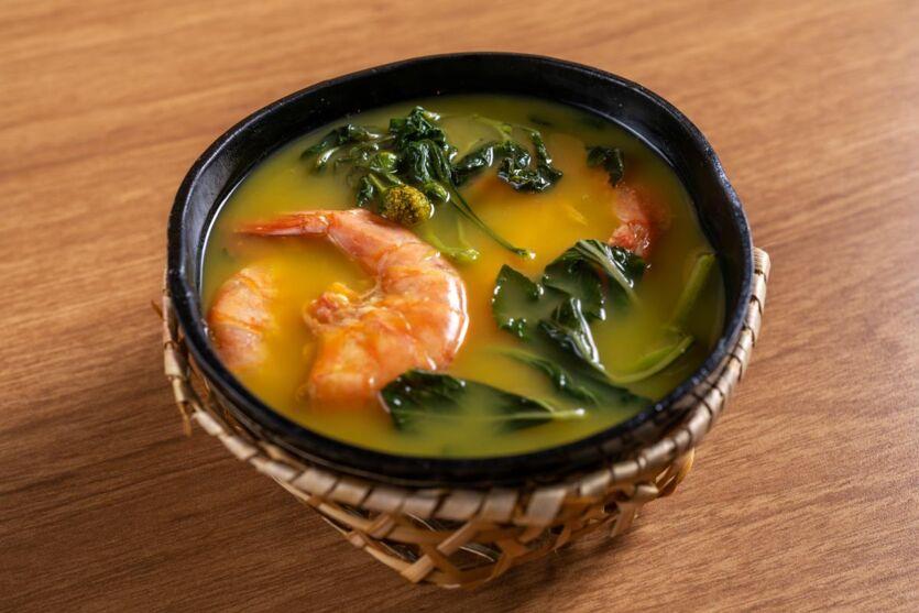 Imagem ilustrativa da notícia: Pastel de tacacá será atrativo em restaurante em Belém