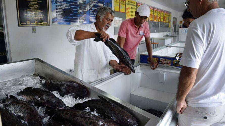 As quedas nas vendas já começaram a ser sentidas pelas empresas do ramo em Belém, depois que possíveis casos da Doença de Haff entraram na mira da Sespa.