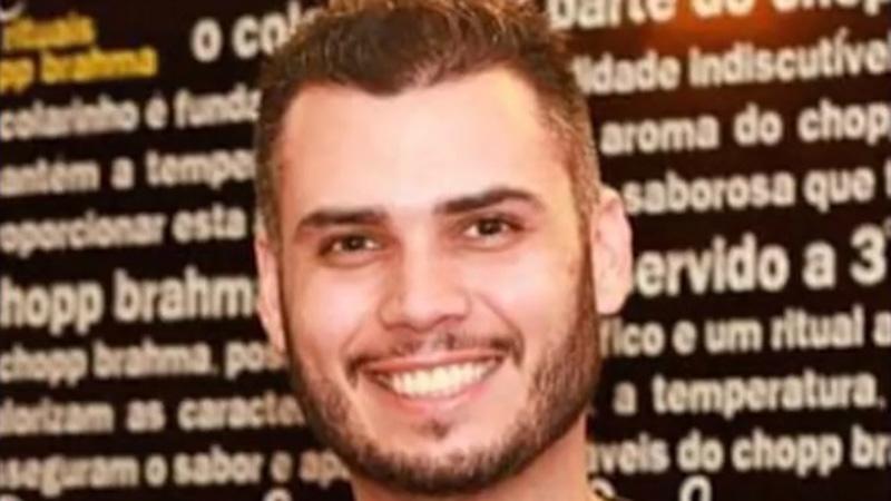 A vítima foi o empresário Gustavo Murari de Moura