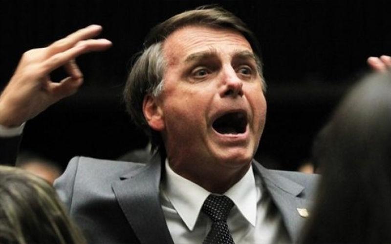 Imagem ilustrativa da notícia: 'Interesse na Amazônia não é p... de árvore, é no minério', diz Bolsonaro para garimpeiros paraenses