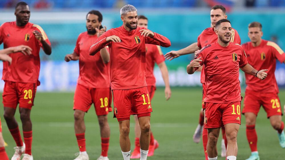 Belgas estreiam na Euro mesmo com um susto envolvendo um de seus adversários