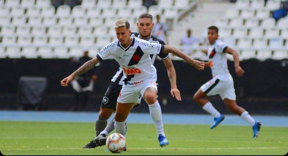 Após disputar a Série A com o Vasco em 2020, Marcos Junior é anunciado pelo Clube do Remo