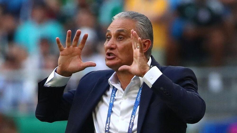 Imagem ilustrativa da notícia: Tite vai testar defesa contra Colômbia na Copa América