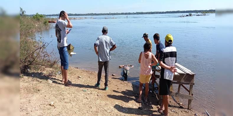 Imagem ilustrativa da notícia: Corpo é encontrado às margens do Rio Tocantins