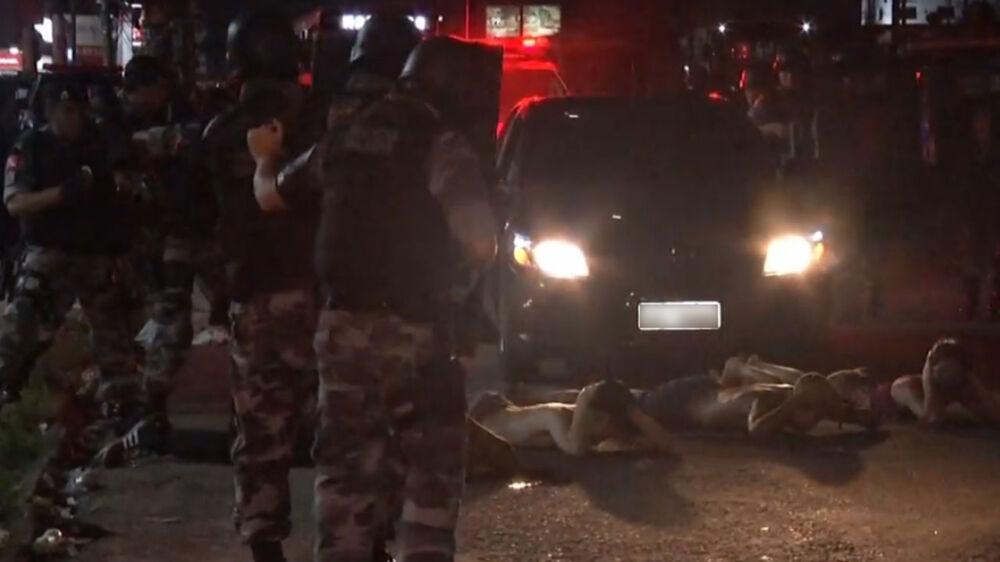 Imagem ilustrativa da notícia: EXCLUSIVO: polícia prende 4 em assalto a motorista de app