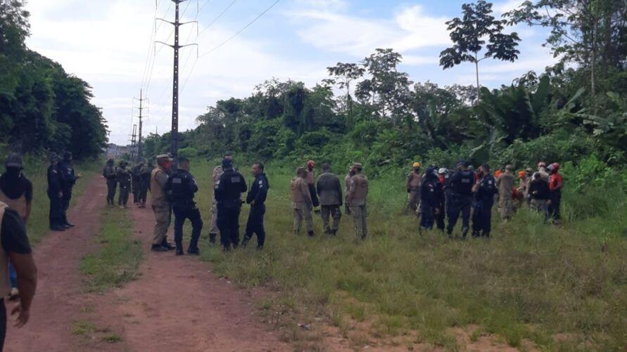 As vítimas mais recentes, Rômulo e Allan Tadeu, ainda tinham os corpos conservados. Os outros dois corpos, de um homem e uma mulher, estavam em estado de decomposição avançado