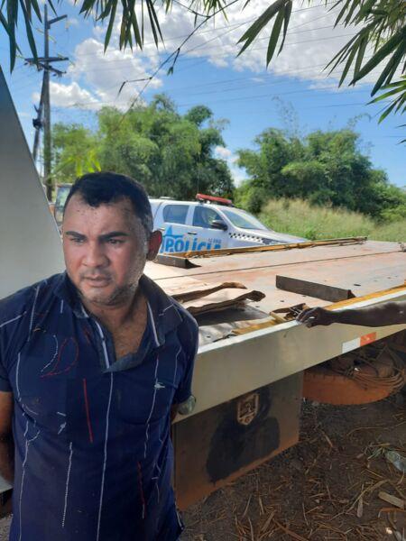 Imagem ilustrativa da notícia: Estelionatário é preso acusado de aplicar golpes