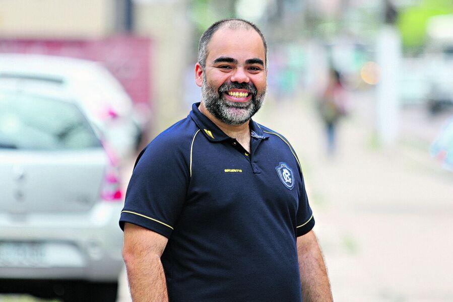 Fábio Bentes anunciou aquisição remista.