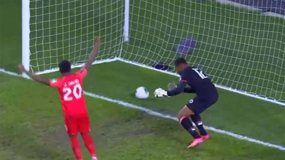 Gol rodou o mundo e custou a seleção do Haiti no Mundial.