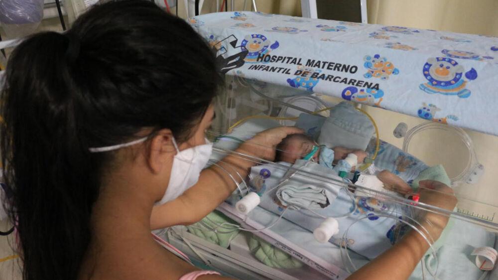 O Brasil está entre os 10 países com o maior número de nascimentos prematuros.