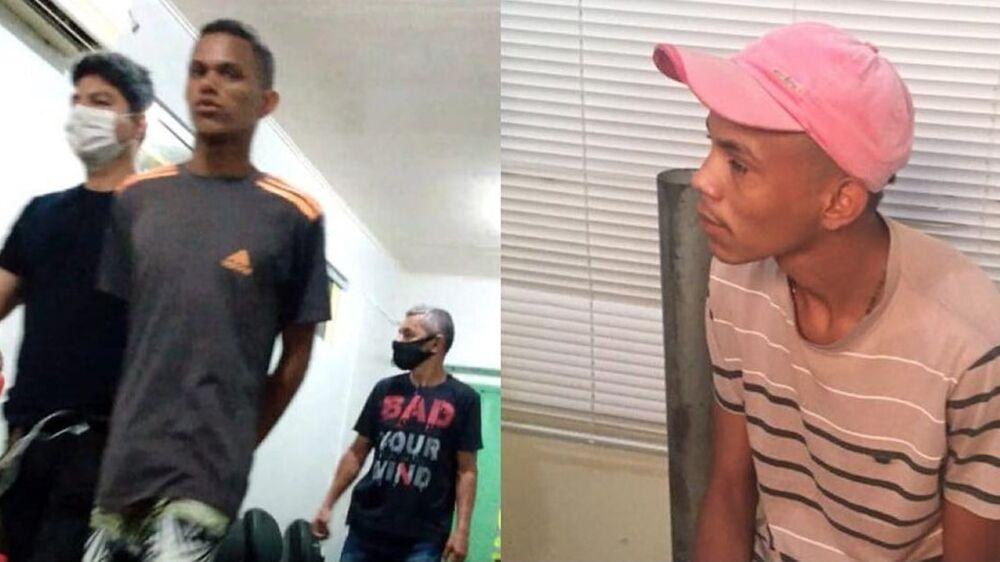 De acordo com as investigações, a dupla participou do homicídio de outros dois homens.