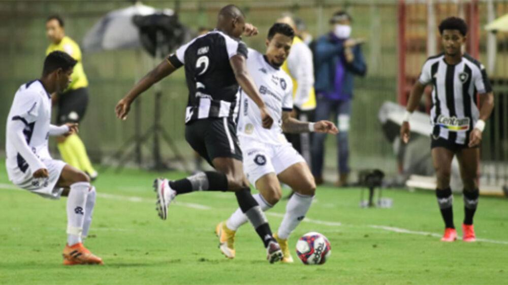 Imagem ilustrativa da notícia: Equilíbrio marca histórico de Clube do Remo X Vitória-BA