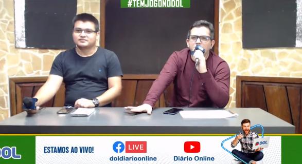 Imagem ilustrativa da notícia: Tem Jogo no DOL! Jacuipense x Paysandu ao vivo