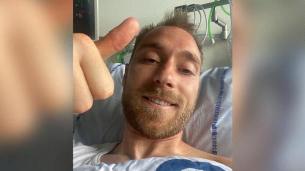 Eriksen passará por procedimento cirurgico para colocar um desfibrilador no coração.