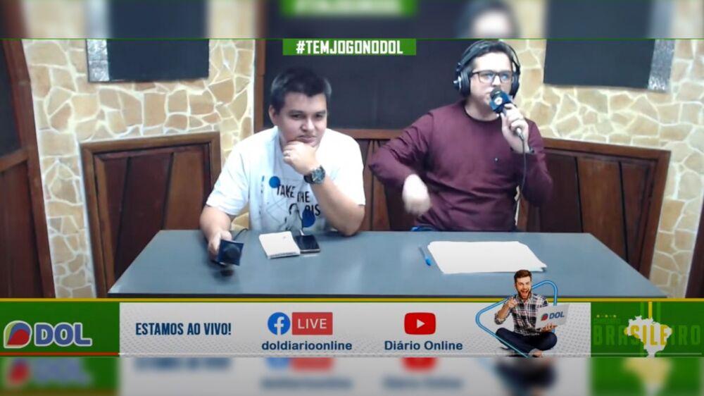 Imagem ilustrativa da notícia: TEM JOGO NO DOL! Clube do Remo x Guarani ao vivo