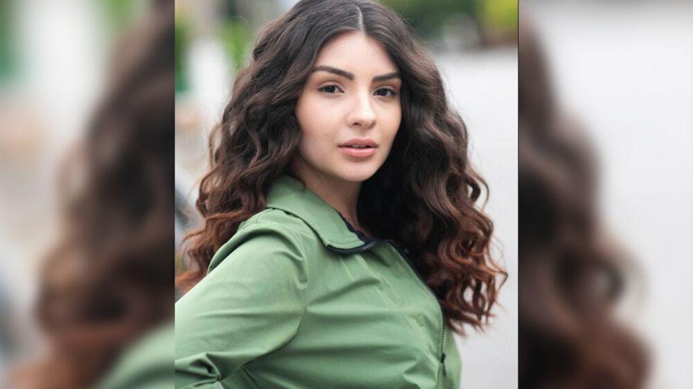 """A atriz Mabel Calzolari fez parte do elenco da novela """"Orgulho e Paixão"""", que foi ao ar na TV Globo em 2018."""