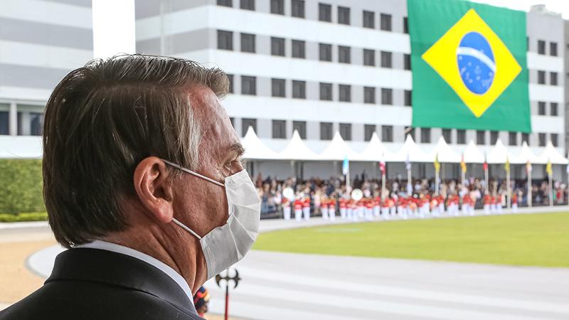 Luís Miranda disse ter alertado Bolsonaro e o então ministro da Saúde, general Eduardo Pazuello, sobre um suposto esquema de corrupção envolvendo a compra da Covaxin..