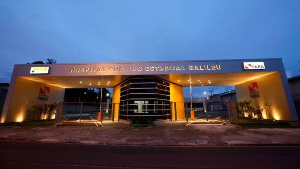 O Hospital Público Estadual Galileu (HPEG), localizado em Belém, é um dos locais que está com oportunidade de vagas de emprego.