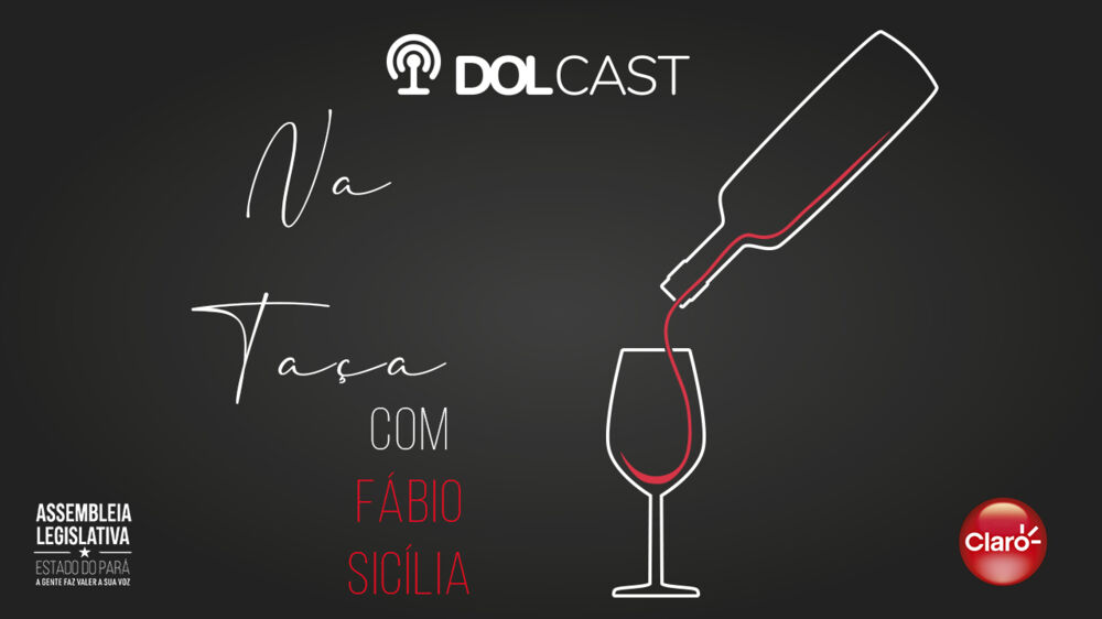 """Imagem ilustrativa do podcast: """"Na Taça"""": Conheça vinhos não famosos e deliciosos"""