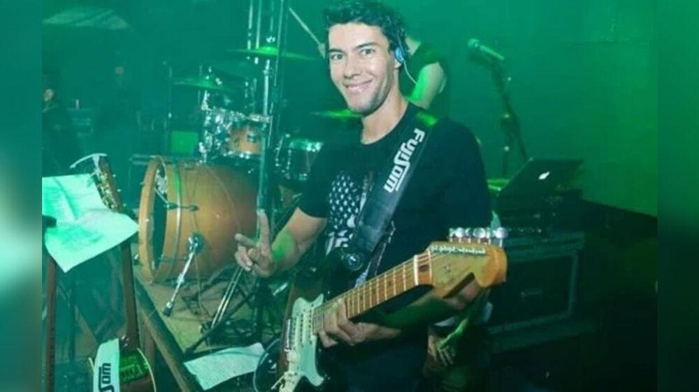 Luizmar Damasceno, de 45 anos, fez dupla com Cristiano Araújo