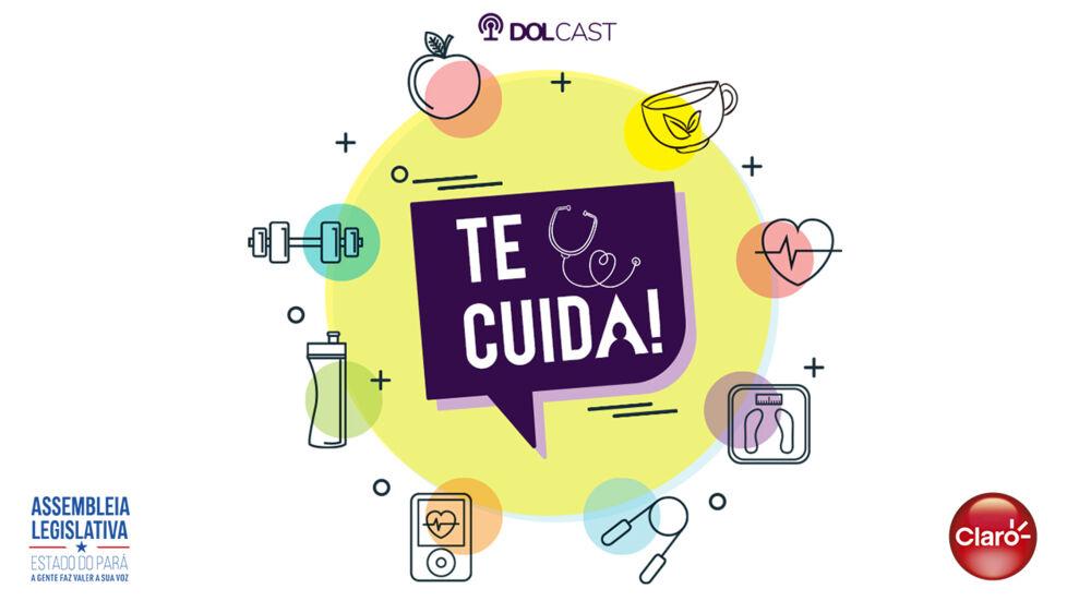"""Imagem ilustrativa do podcast: """"Te Cuida"""": Alerta com a menstruação irregular"""