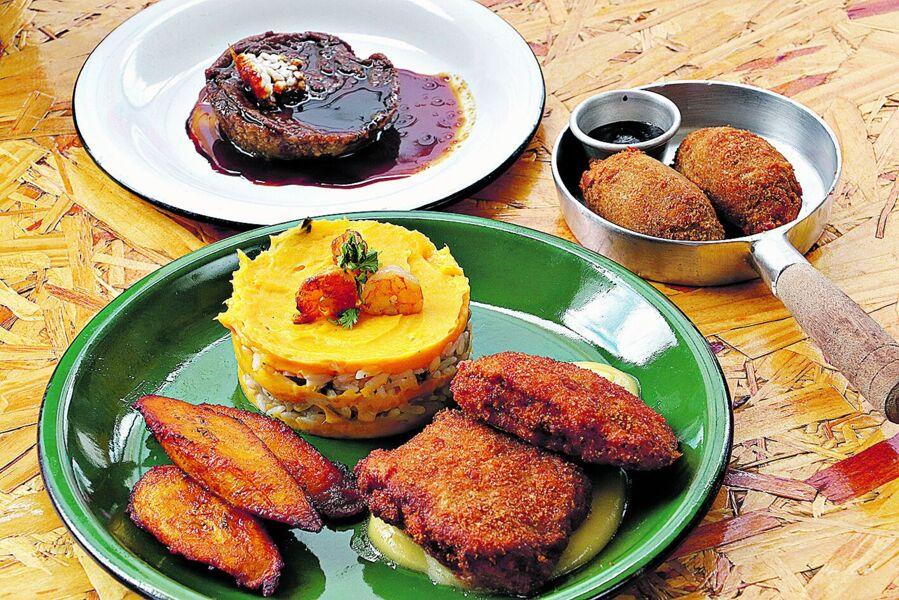 No Ver-o-Açaí, os pratos entraram no cardápio a pedido dos próprios clientes