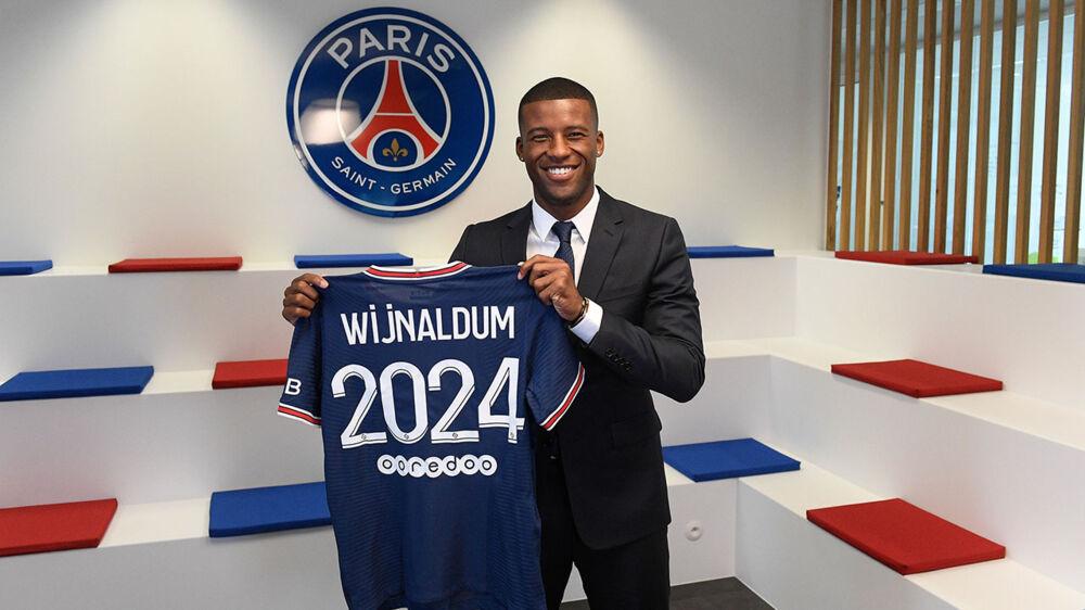 Jogador vai reforçar o PSG por três temporadas