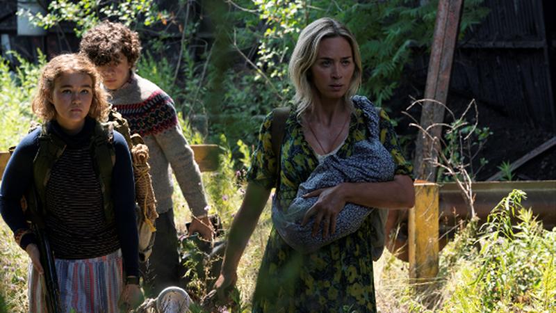 Emily Blunt protagoniza a trama dirigida pelo marido