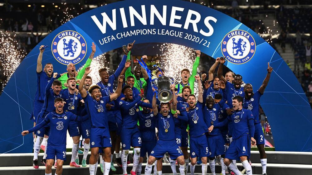 Campeão Europeu, o Chelsea pode enfrentar o time brasileiro, desde que a FIFA confirme o Brasil como sede do Mundial de Clubes