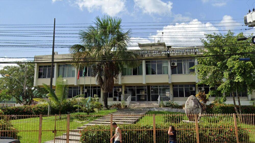 Sede da Prefeitura de Ananindeua em Belém
