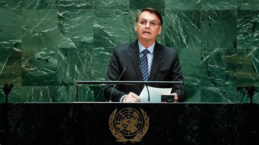 Desde 1947, o representante do Brasil abre a Assembleia Geral da ONU
