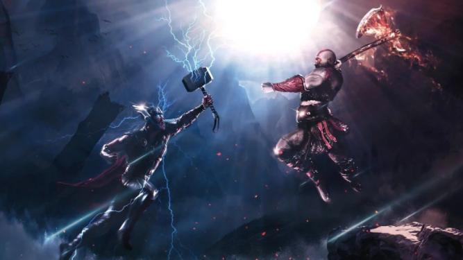 Fãs da franquia acreditam que Kratos irá enfrentar Thor.
