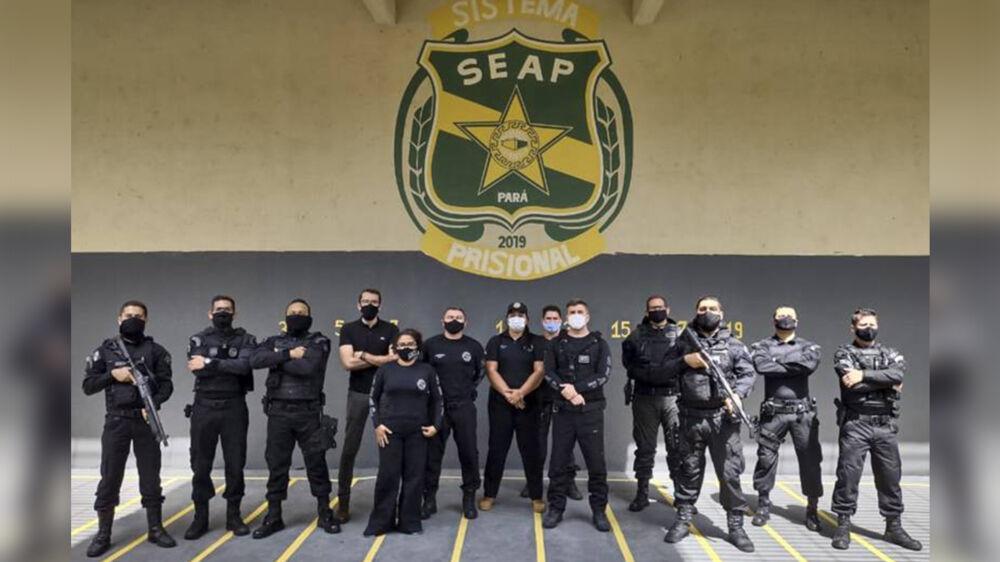 Imagem ilustrativa da notícia: Concurso de policial penal é reaberto pela Seap no Pará