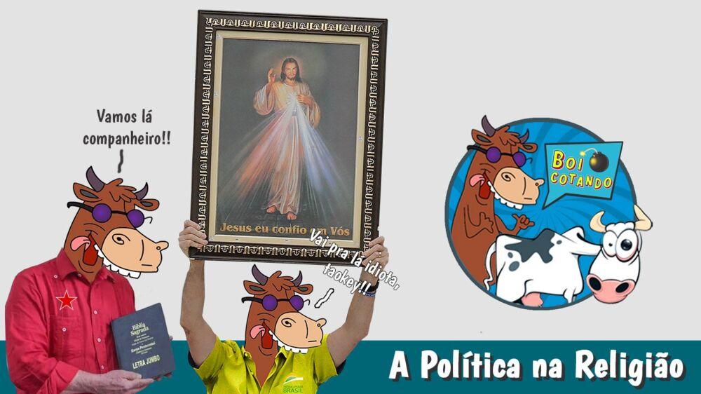 Imagem ilustrativa do podcast: Humor e polêmicas estão de volta com o podcast Boicotando